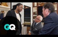 "2 Chainz Gets A Custom Suit On GQ's ""Most Expensivest Shit"""