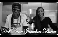 2 Chainz In The Kitchen With Jourdan Dunn
