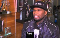 "50 Cent ""50 Cent Talks ""Street King"""""