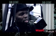 "50 Cent ""Big 10 Mixtape special on Shade45"""