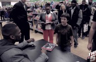 "50 Cent """"Formula 50"" Book Signing """