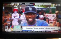 50 Cent On ESPN's First Take