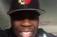 50 Cent Previews New Song On Hang App