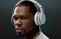 "50 Cent ""SMS Audio Commercial (Music Is For Everyone)"""