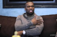 "50 Cent ""Speaks On SMS Audio, Current Hip-Hop Sound & More"""