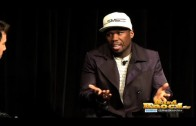 "50 Cent ""Talks On Vitamin Water, Not Drinking Or Smoking"""