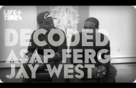 """A$AP Ferg """"Decodes """"Trap Lord"""" Album Cover With Jay West"""""""