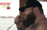 "Action Bronson ""Adventure Time In New Zealand"""