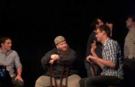 "Action Bronson ""Does Improv For ""Take It Personal"" In NYC"""