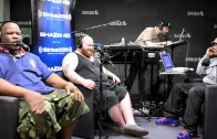 "Action Bronson Feat. Mayhem Lauren ""Freestyles on Sway in the Morning"""