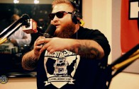 "Action Bronson ""Funkmaster Flex Freestyle"""