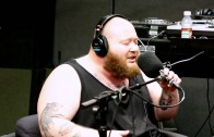 "Action Bronson ""Performs ""At the Point"" On Sway in the Morning"""
