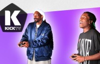 "ASAP Rocky Feat. Snoop Dogg ""Star in FiFA 13′ AD"""