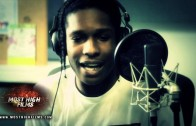"ASAP Rocky ""Freestyles Over 'Clique' On Power 96"""