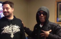"ASAP Rocky ""Meets Aesop Rock For First Time"""