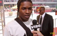 "ASAP Rocky ""Talks On ""Cockiness"" Remix With Rihanna"""