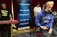 """Asher Roth """"Performs """"Bastermating"""" On Sway In The Morning"""""""