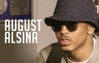 "August Alsina Addresses ""106 & Park"" Controversy & XXL Freshmen Cover On Hot 97"