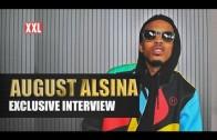 August Alsina Talks Hospitalization, Working With Usher