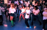 """Beyonce """"Let's Move (Move Your Body)"""""""