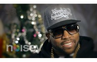 "Big Boi ""Reads ""How The Grinch Stole Christmas"""""