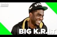 """Big K.R.I.T. Talks """"Cadillactica"""" Collaborations, Touring"""