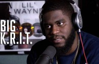 """Big K.R.I.T. Talks """"King Of The South"""" & Top 5 Rappers On Ebro In The Morning"""