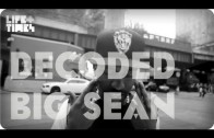 """Big Sean Breaks Down """"All Figured Out"""""""