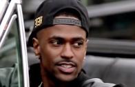 Big Sean Gives A Tour Of His Hometown Detroit, Michigan