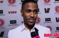"""Big Sean """"Names Features On """"Hall Of Fame"""""""""""
