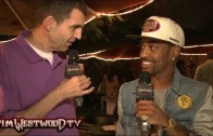 "Big Sean ""Speaks on Drake comparisons w/ Tim Westwood"""