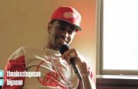 """Big Sean """"Talks """"Finally Famous, Label, Tour Bus Pimpin, & more"""""""""""