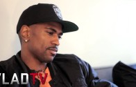 "Big Sean Talks ""Fire"" & Miley Cyrus' Twerking Ability"