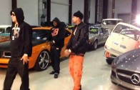 "BTS Of French Montana & Jadakiss' ""88 Coupes"""