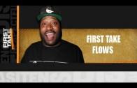 """Bun B """"Raps On ESPN's First Take"""""""