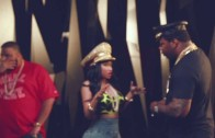 """Busta Rhymes Feat. Nicki Minaj """"Twerk It (Remix) (BTS)"""""""