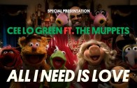 """Cee-Lo Green Feat. The Muppets """"All I Need Is Love"""""""