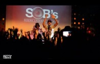 "Chance The Rapper ""Performs at SOB's in NYC & Brings out Travie McCoy"""