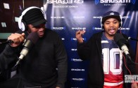 "Charles Hamilton's ""5 Fingers Of Death"" Freestyle"