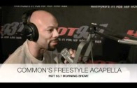 "Common ""Freestyles w/ Hot 93.7 Morning Crew """