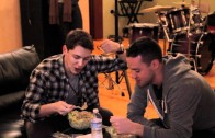 "Cris Cab Feat. Wyclef ""Put In Work (In Studio Performance)"""