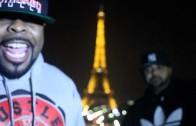 """Crooked I Feat. Joell Ortiz """"Freestyle In Paris"""""""