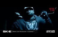 """Crooked I """"Skee Live Freestyle"""""""