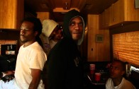 """Curren$y """"Jet Life Direct Flight Tour Documentary (New Mexico Border Patrol)"""""""