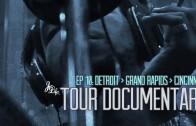 """Curren$y's """"Pilot Talk 3"""" Tour (Ep. 10)"""