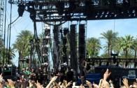Danny Brown Debuts New Song At Coachella