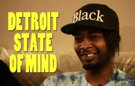 "Danny Brown ""Detroit State of Mind [Documentary]"""
