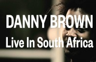 Danny Brown Live In South Africa