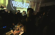 "Danny Brown Performs ""Side B (Dope Song)"" Live @ The Boiler Room In NYC"