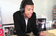 """Diggy Simmons """"""""I Get Money"""" Freestyle"""""""